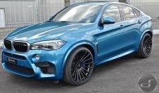 BMW F86 X6 M по версии Hamann