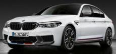 Аксессуары BMW M Performance для дооснащения BMW M5 F90
