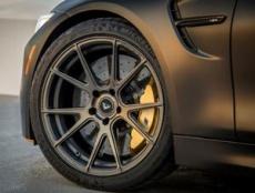 BMW M4 GTS от Vorsteiner может похвастаться уникальными  колесами