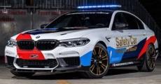 BMW M5 2018: новый автомобиль безопасности MotoGP
