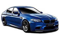 BMW M5 F10 Vorsteiner