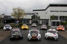 BMW проводит программу в поддержку автоспорта в преддверие нового сезона DTM 2015