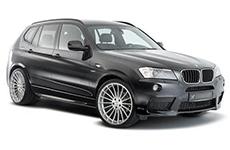 Тюнинг BMW X3 F25 Hamann Motorsport