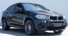BMW X6 M F86 Hamann Motorsport