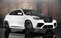 BMW X6M Mansory