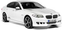 BMW F10 от тюнинг-ателье AC Shintzer