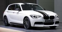 BMW F20 1-серия Performance