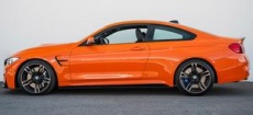 BMW F82 M4 Fire Orange II.