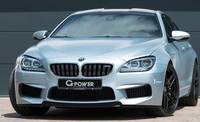 G-Power тюнинг BMW M6 Gran Coupe.