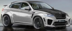 G-POWER BMW X6 TYPHOON RS.