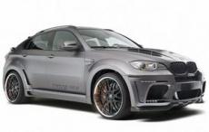 Hamann BMW X6M Carbon