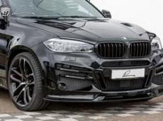 Lumma Design вновь обратила своё внимание на BMW X6