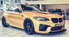 Manhart Racing представила BMW M2 мощностью 630 л.с.