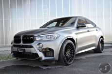 BMW Х6 М получил 650 л.с. - DS Automobile