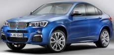 Мировая премьера BMW X4 M40i