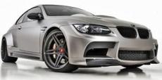 Новинка от компании Vorsteiner BMW M3 E92 GTR