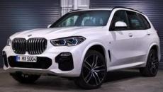 BMW X5 G05 новая модель 2019.