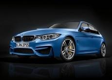 BMW M3 F80 2016 года.