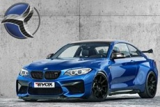 Рендеринг: BMW M2 RS от Alpha-N Performance