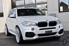 Совместный тюнинг BMW X5 M50d – Hamann, DS Automobile и Autowerke