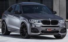 Тюнинг BMW X4 от Lightweight