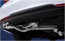 Выхлопная система Active Sound для дизельных моделей от BMW M Performance