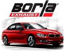 Выхлопная система BORLA - BMW F30 (335i)