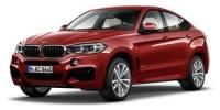 Аэродинамический обвес M-Sport для BMW X6 F16