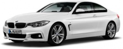Аэродинамический обвес М-стиль для BMW F32 4-серия
