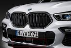 Акцентные пленки M Performance для BMW X6 G06
