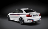 Акцентные полосы M Performance для BMW M2 F87