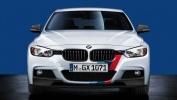 Акцентные полосы M Performance для BMW F30 3-серия