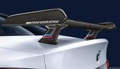 Задний карбоновый спойлер для BMW M3 F80/M4 F82