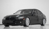 Боковые пороги M-Technic для BMW F30 3-серия