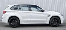 Боковые пороги Hamann для BMW X5 F15