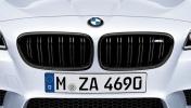 Черная решетка радиатора M Performance для BMW M5 F10