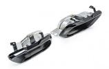 Черные насадки глушителя для BMW X5 G05