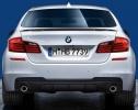 Задний диффузор M Performance для BMW F10 5-серия
