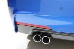 Диффузор заднего бампера для BMW F30 3-серия