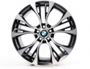 Комплект литых дисков M Performance Double-Spoke 599 M