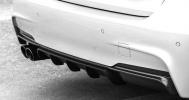 Диффузор M Performance для BMW F30 3-серия