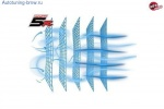 Фильтр AFE Power Magnum Flow OER PRO 5R для BMW M5 E60