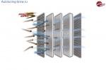 Фильтр AFE Power Magnum Flow OER PRO DRY S для BMW E82/E88 (128i)