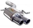 Глушитель Supersprint для BMW F01/F02 (раздвоенный выхлоп)