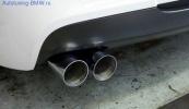 Глушитель Performance для BMW E90 3-серия