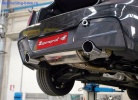 Глушитель Supersprint для BMW F20 1-серия