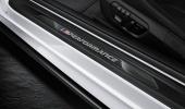 Карбоновые M Performance накладки на пороги BMW F32 4-серия