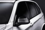 Карбоновые M Performance накладки на зеркала BMW X5 F15/X6 F16