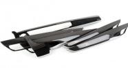 Карбоновые панели отделки салона для BMW X6 F16/X6M F86
