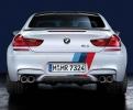 Карбоновый диффузор заднего бампера M Performance для BMW M6